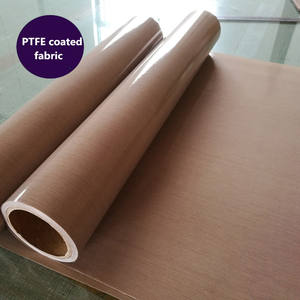 1000 ~ 4000Mm de anchura y 0,06 ~ 0,95 Mm de espesor prima de grado, Ptfe recubierto de PTFE de hoja en rollo