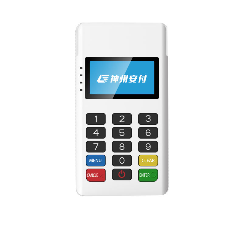 Bluetooth handheld pos terminals