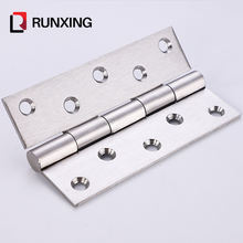 Made In China 5 Inch Weld Head Thickening Door Hinge For Bangladesh Market