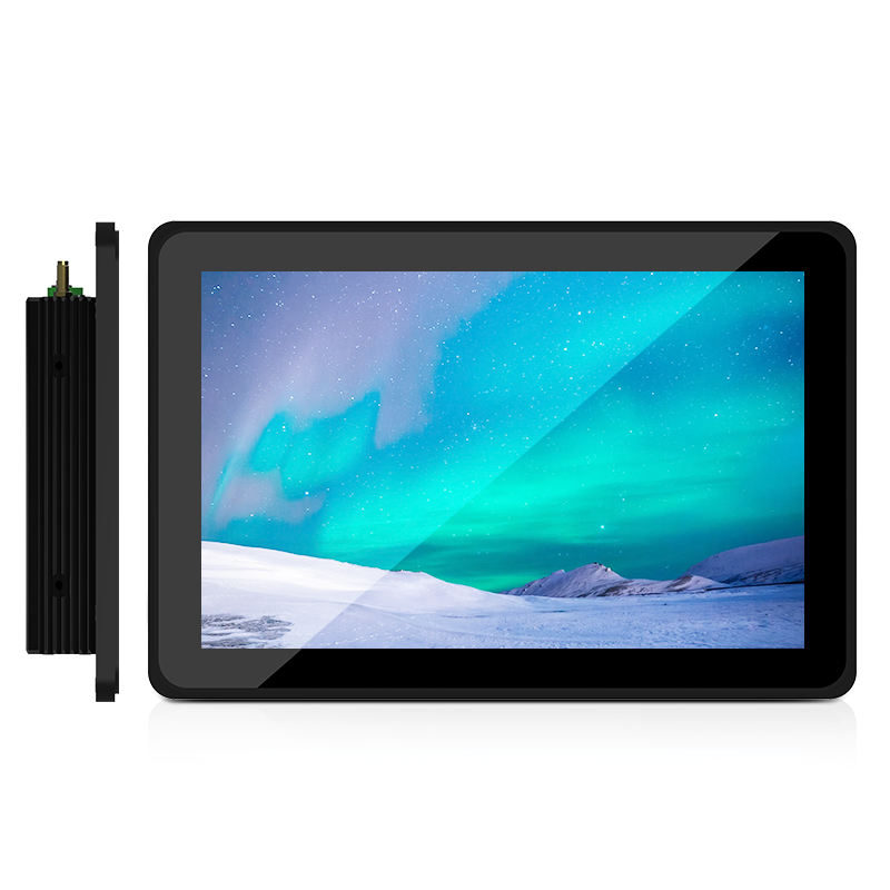 Usingwin Pabrik Komputer Rk3128 <span class=keywords><strong>Memori</strong></span> 8 <span class=keywords><strong>GB</strong></span> 7 Inch Panel Depan Tahan Air Industri Tablet PC Android Ethernet
