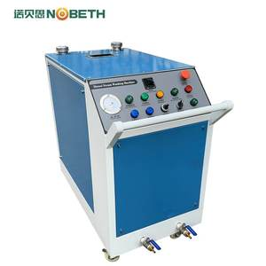 High efficient steam carwash machine for door to door car wash business