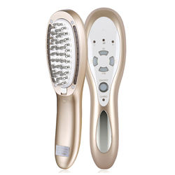 Homeuse Handheld Comb Vibrating Massage hair care comb healt