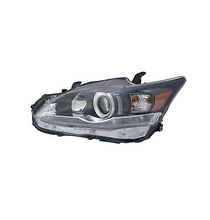 halogen Headlight For Lexus IS250 2006-2013 headlamp for lexus is350 head lamp