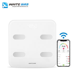 White Bird Household BMI LED Body Fat Composition Weighing Scale