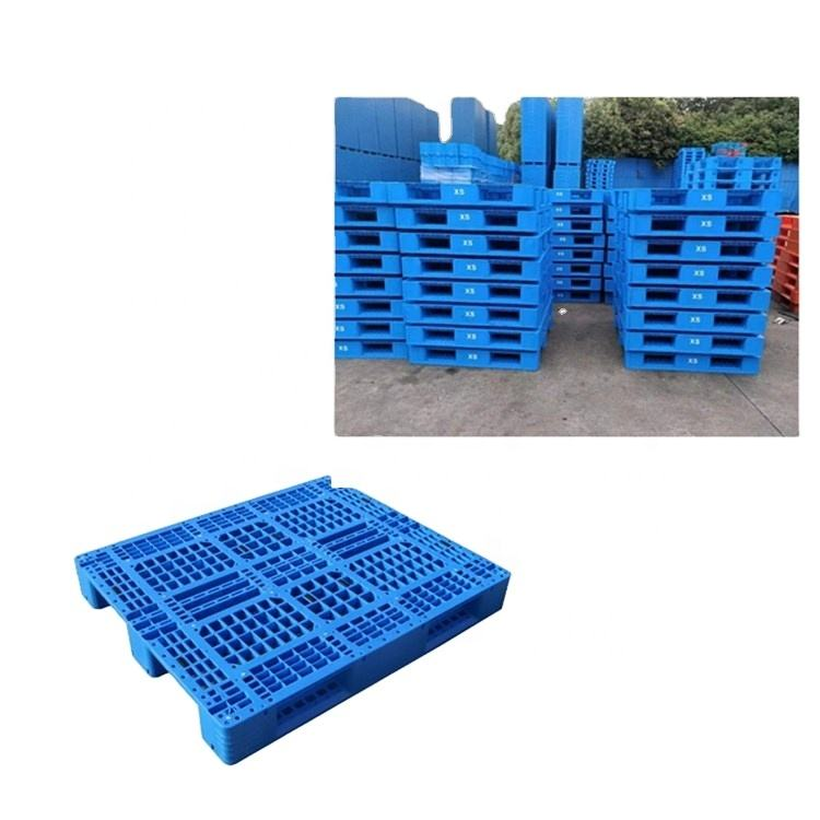Factory supplier economic forklift trolley plastic pallet size:1200*1000mm