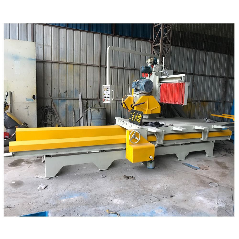 Second Hand Quarry Marble Granite Stone Cutting Machine