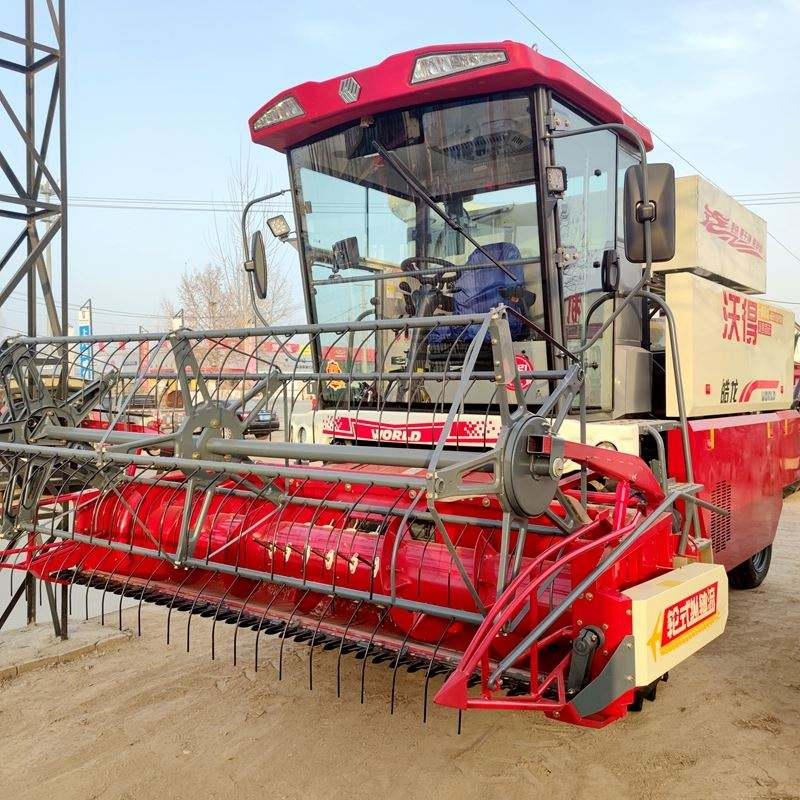 2021 made in China wholesaletransmission yanmar combine harvester