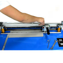Paperboard slotting machine for jewelry box making