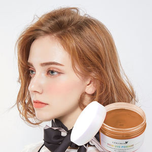 20 colors unisex Hair Styling Vegan Color Clay soft Wax