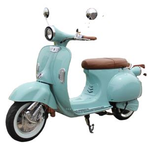 2000W EEC Electric Scooter similar to Vespa classic model