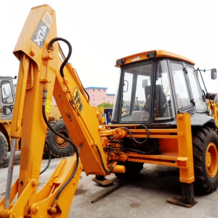 Agricultural Mini Jcb backhoe 3CX 4CX For Sale /Used Backhoe JCB Machine