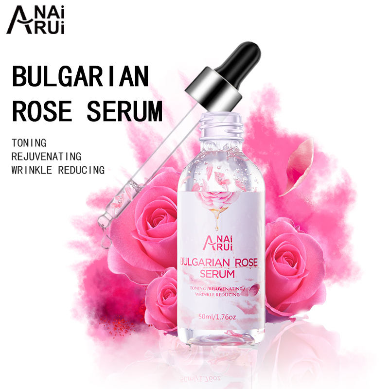 Hot Pengiriman Cepat Produk Herbal 24 K Gold Serum Organik Alami Anti-Wrinkle Serum