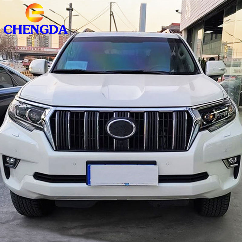 Used Cars For Toyota Prado 2018 Left Hand Drive In Sale