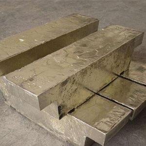 Sn 99.95% purity tin metal ingots
