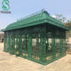 China Outdoor Cheap Garden Portable Glass Wedding Gazebo Pavilion for Sale