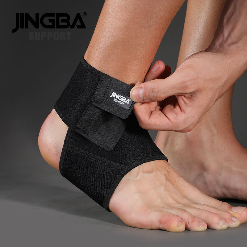 JINGBA SUPPORT Gym Breathable Neoprene Adjustable Ankle Support achilles socks
