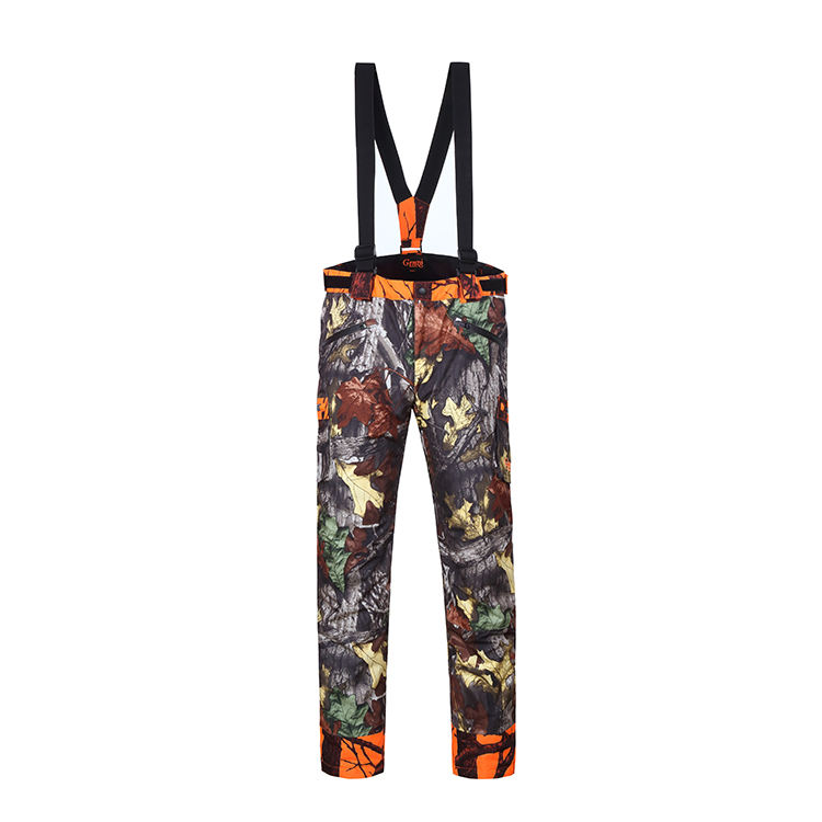 Camo Hunting Bibs Vs Pants With High Quality
