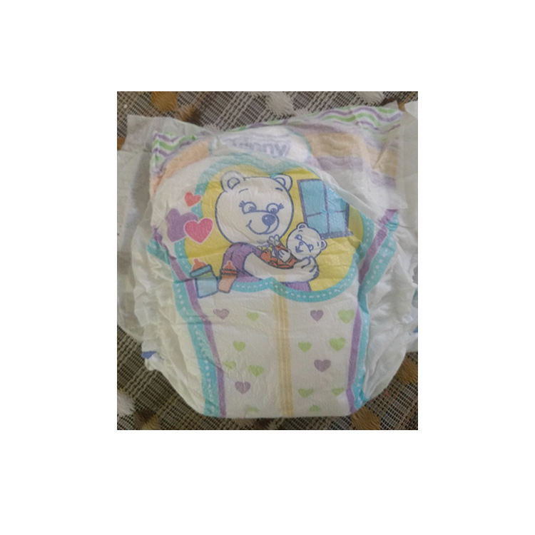 Bulk Quantity Supplier of Second B Grade Angel Baby Diapers