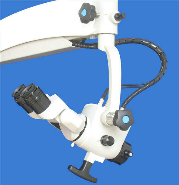 Floor type 45 degree 180 degree dental and ENT surgical microscope