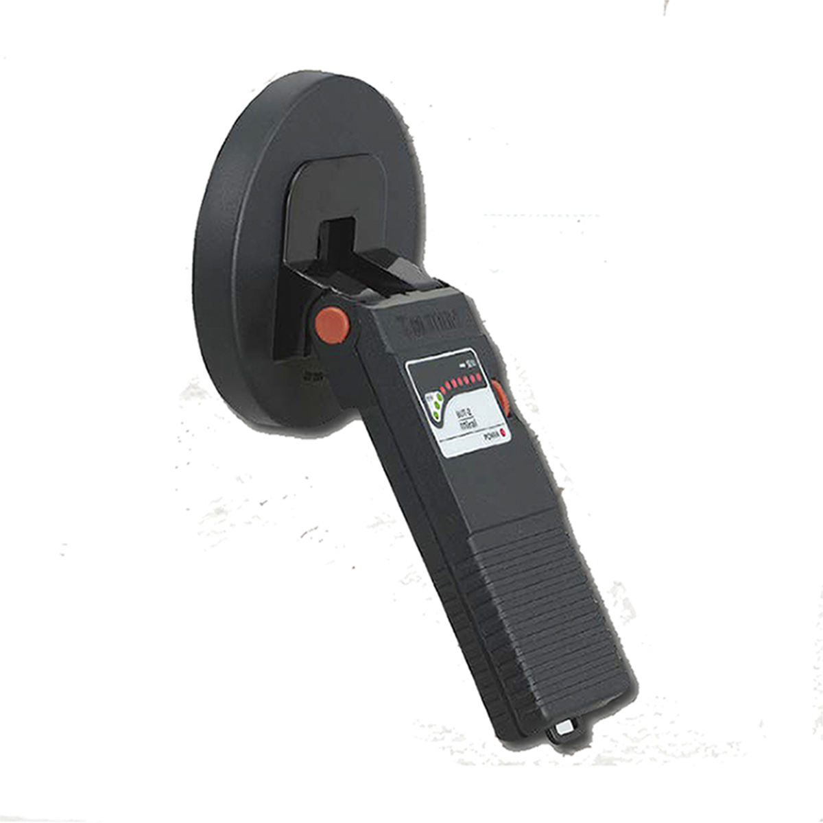 Round detection surface BUT-2 baratos profesional detector de metales with a power lamp