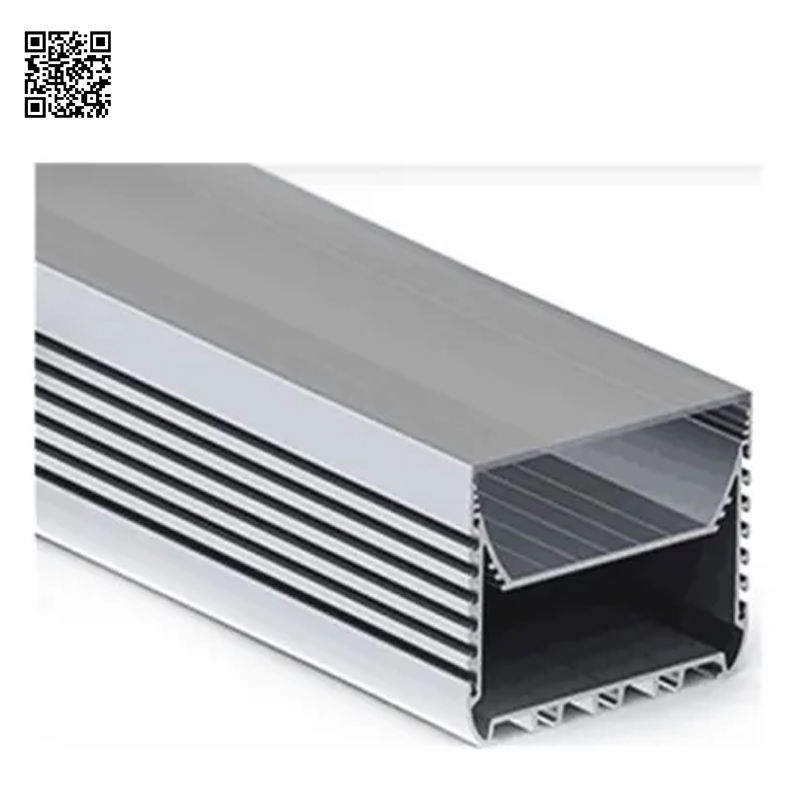 Hot sell 2020 aluminium corrugated roofing sheets aluminium track extrusions bespoke aluminium extrusion