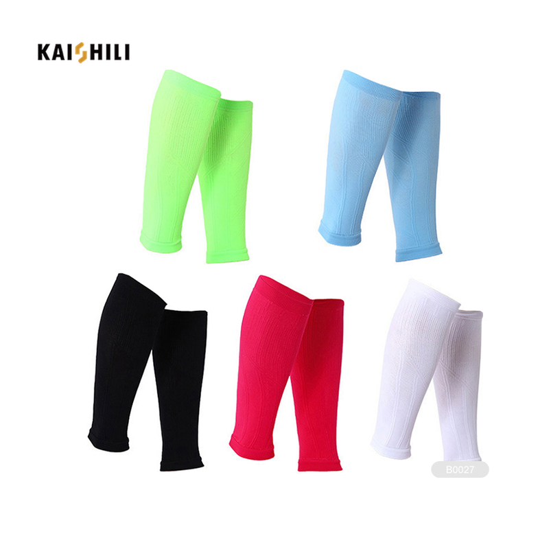 KSL- B038 compression chaussettes de basket-ball de basket-ball de compression chaussettes élites en gros chaussettes de compression