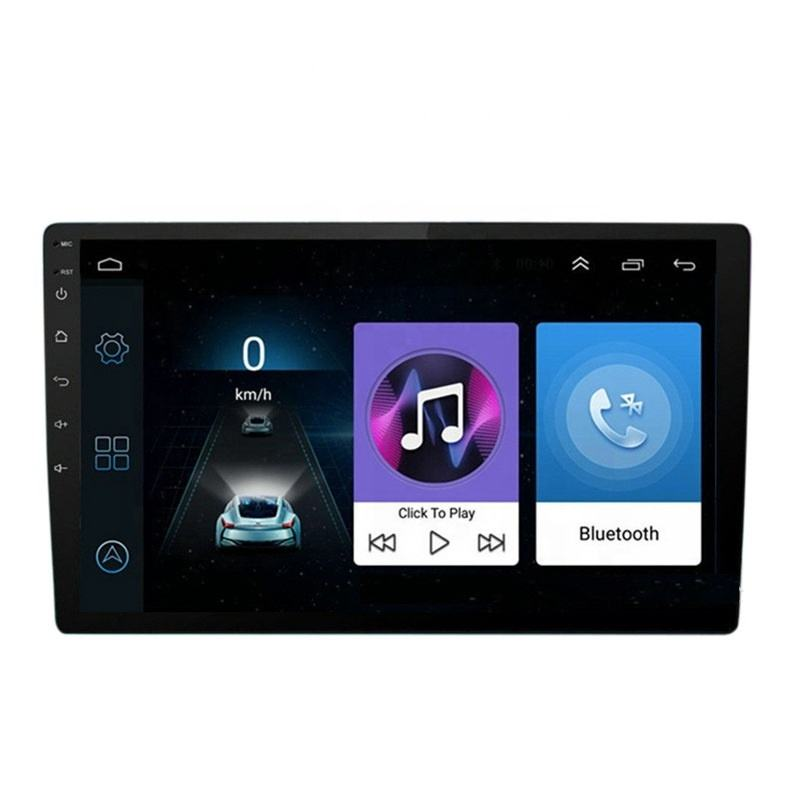XinYoo in car Android 10.1''Universal Touch screen USB Bluetooth WIFI Mirror Link car radio DVD Player Car GPS MP5 player