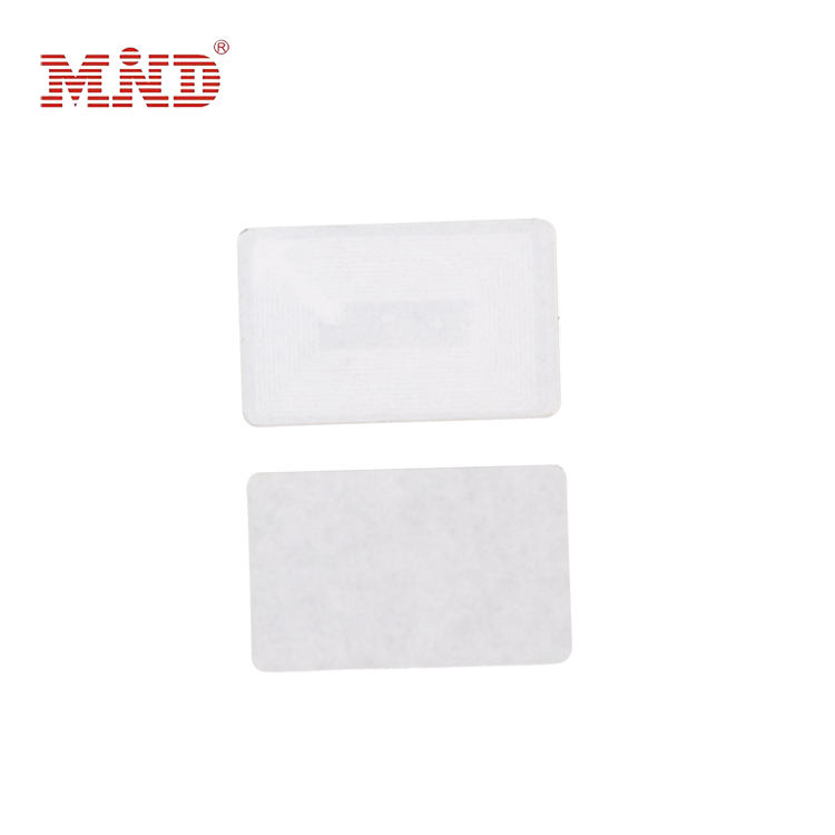 Long rang rfid NFC Paper Anti Metal Tag for Inventory management