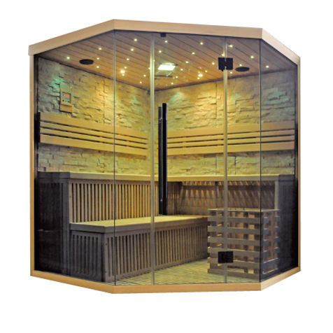 Wood Carbon Heater Far Infrared Sauna Parts