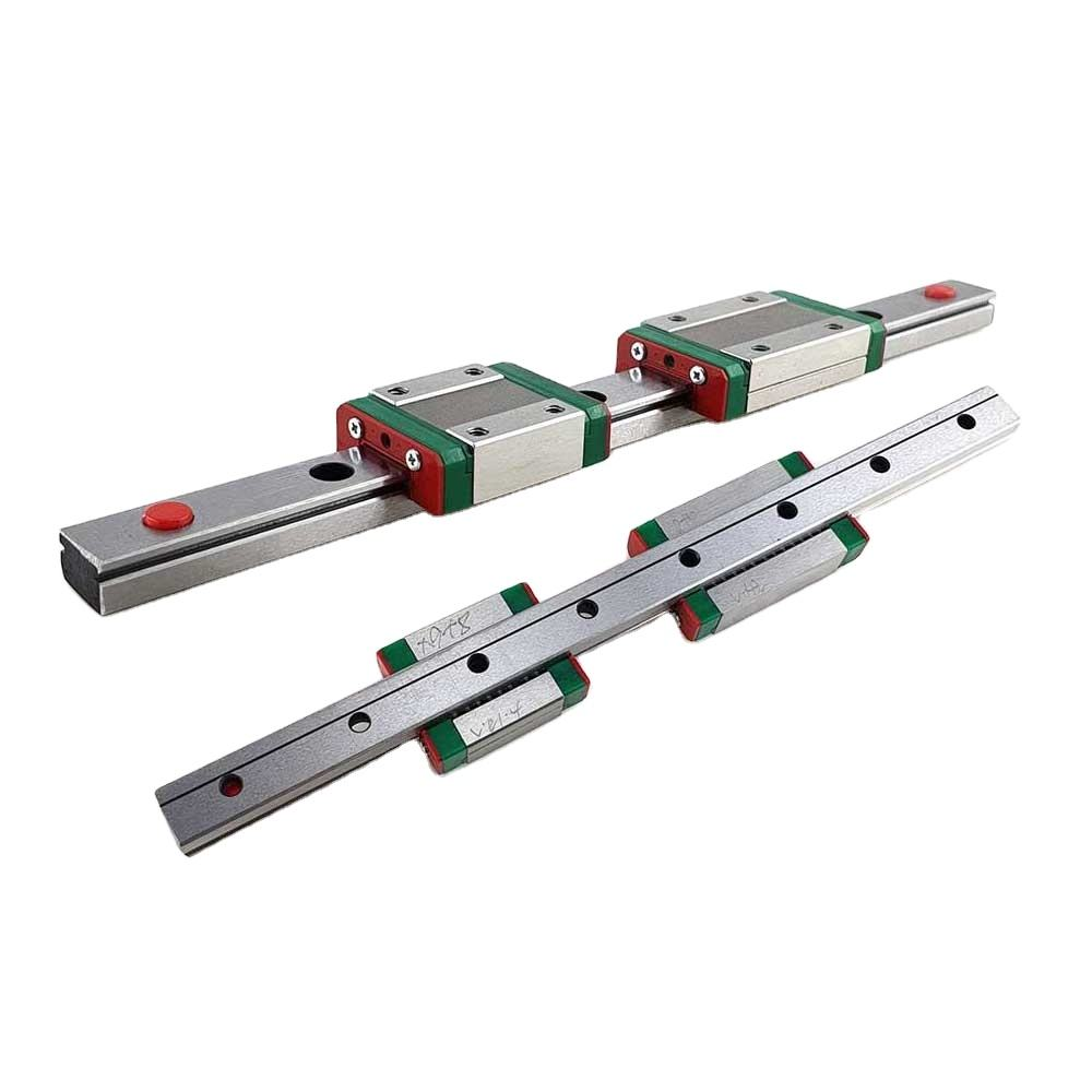 MGN15C MGN15H MGN15 Linear Guide + 100mm to 2000mm mini linear guide rail