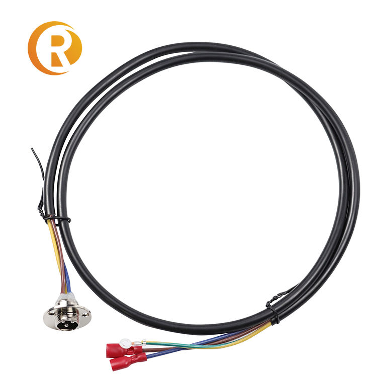 High Temperature Resistant Wire Electric Cable Wire Connector Cable Assembly.