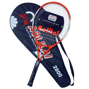 raqueta de tenis custom Ultralight 27 inch cheap price tennis racket racquet with carrying bag for children training