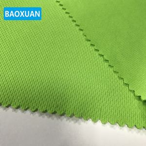 2019 new fashion custom wholesale green fabrics 100% polyester sports mesh fabric for sports shoes
