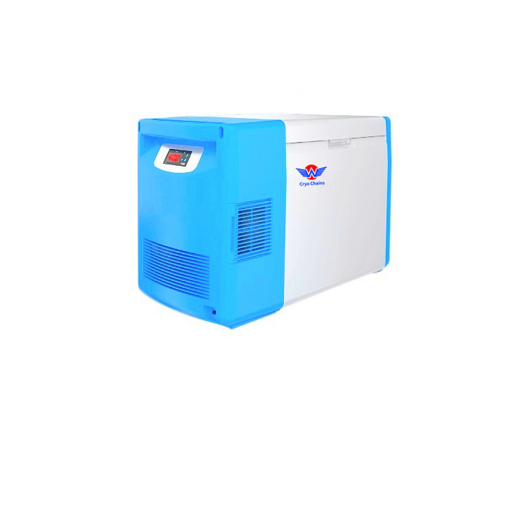 Medical Use Mini Vaccine Refrigerator 25l Portable Car Use -86 Degrees Cryogenic Freezer
