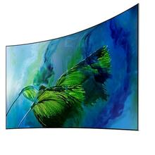 Wholesale Retail HDR Function 4K Smart Curved LED TV with WIFI Made in China