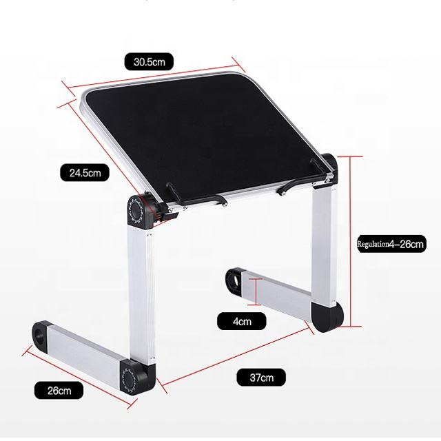 2020 cheap metal book display reading stand Laptop book bed Holder Stand rotating adjustable portable folding book stand