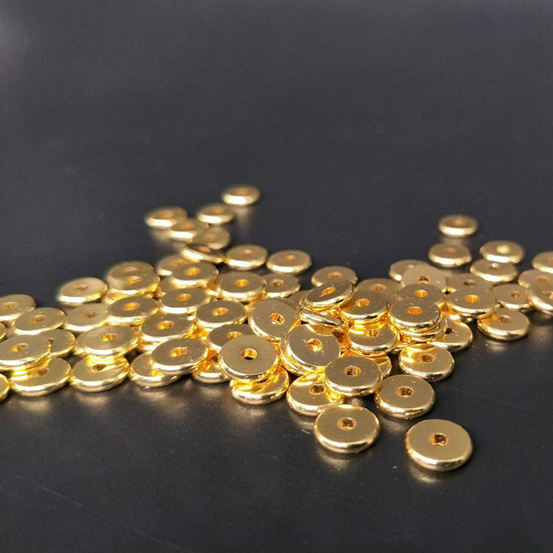 Free ship 100 pieces bronze plated nice hollow spacer beads 12x10mm