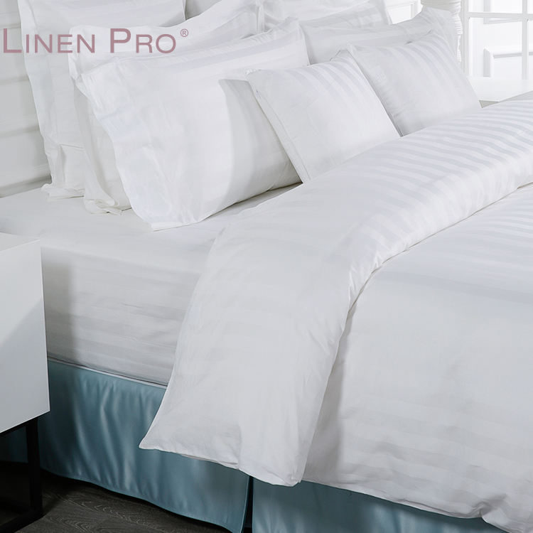 Online Bedding Manufacturer ISO9001 Egyptian Cotton 5 Star Hotel Linen Bed Sheets Sets