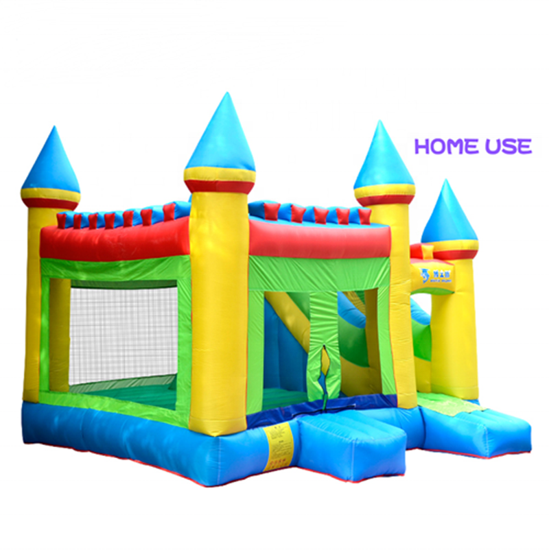 Kids PVC Large Banner Bouncy Castle Inflatable Giant Bounce House Commercial for Sale