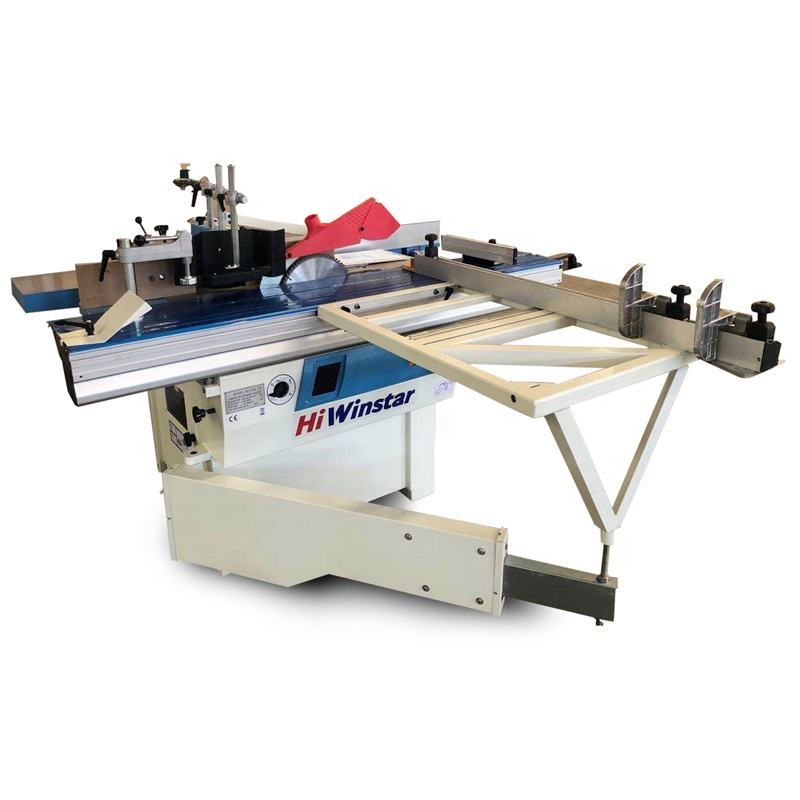 ML310 woodworking machinery 6 functions 300mm planing width universal wood combination machine