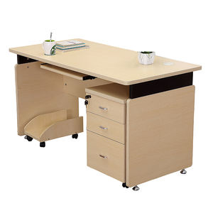 Modern Furniture Manufacturing Home Desk Wooden Office Computer Desk Study Table Desk with Drawer