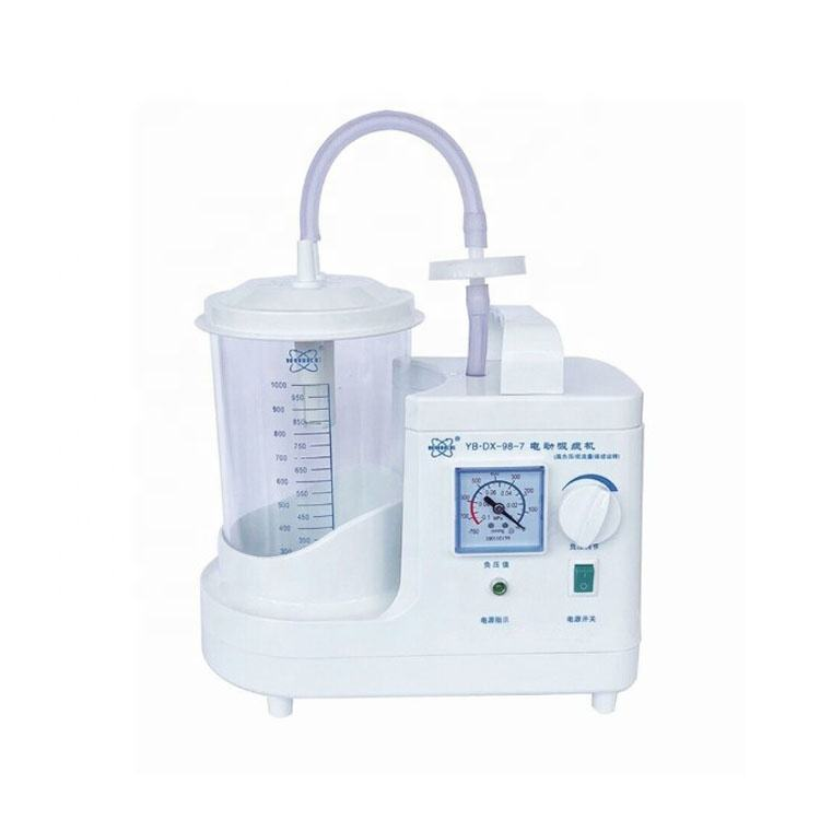 2020 Promotion high quality medical portable phlegm suction unit
