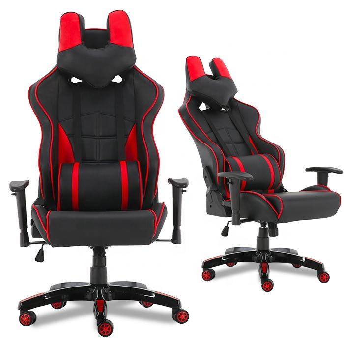 180 degree Reclining Silla Gamer Chaise Casino Gaming Chair