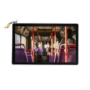 Bus Digital Signage 21.5 Inch Dak Mount Android Reclame Lcd Tv Monitor Display