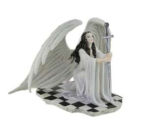 Custom Resin Blessing Anne Stokes Angels Wings Figurine