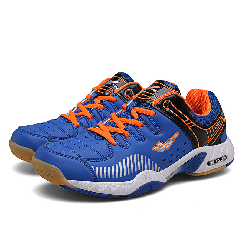 China factory Men Women professional badminton sports shoes indoor Squash sneakers