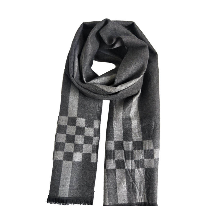 Winter New Fashionable Custom Printed Men's Scarf