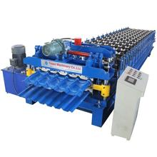 Roofing Cladding Panel Roll Forming Machine