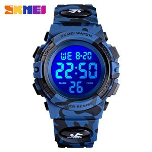 SHIKEMEI 1548 Meest Populaire Digitale Horloges Mode Digitale Pols Sport Stop Watch Kids Jongen Top Sale
