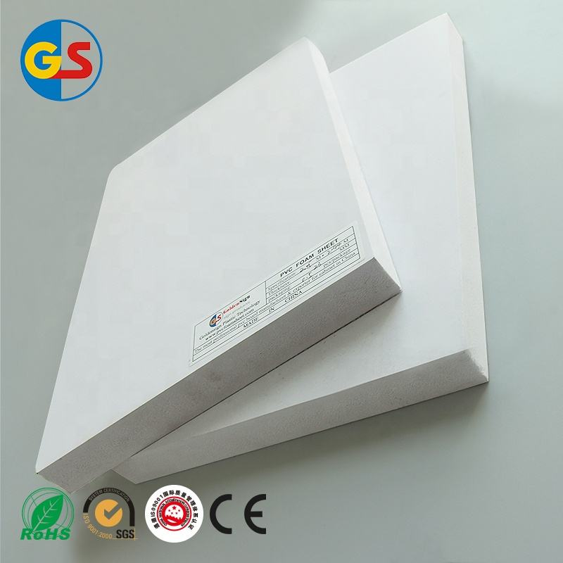 wholesales White PVC Foam Board 18mm pvc foam board forex pvc board
